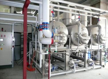 ENVIDEST DPM 3 - vacuum evaporator