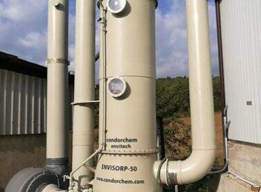 Scrubber - Condorchem Envitech