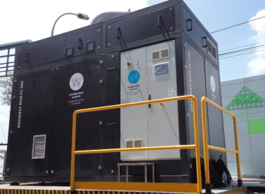 ENVIDEST MVR FC - vacuum evaporator