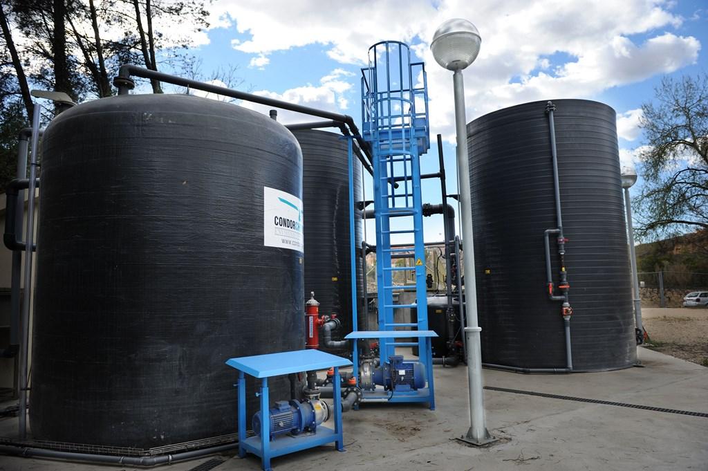 Industrial wastewater treatment | Condorchem Envitech