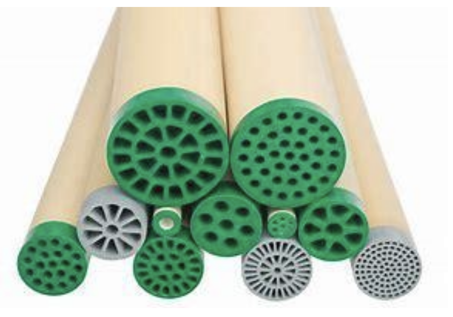 Covers-for-ceramic-membranes