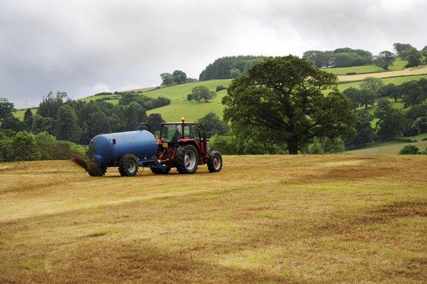 Producción de fertilizantes