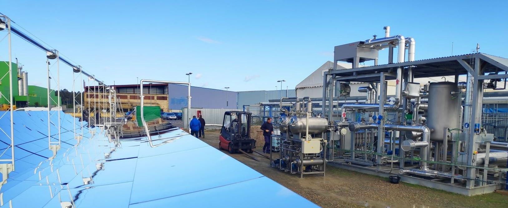 Evaporadores de aguas residuales con energía solar