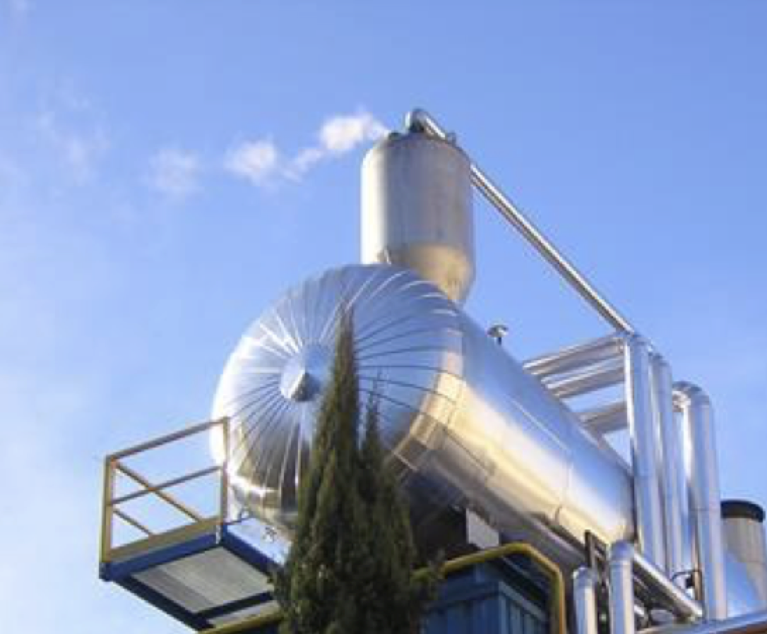 Thermal Degasification