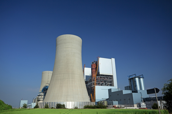 Vacuum evaporators for radioactive wastewater treatment in nuclear power plants