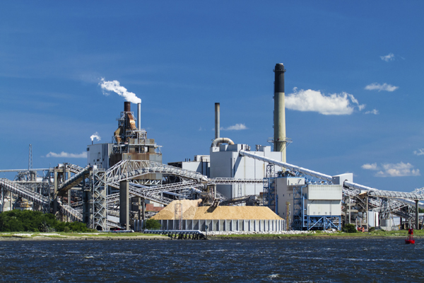 Wastewater treatment in paper industry