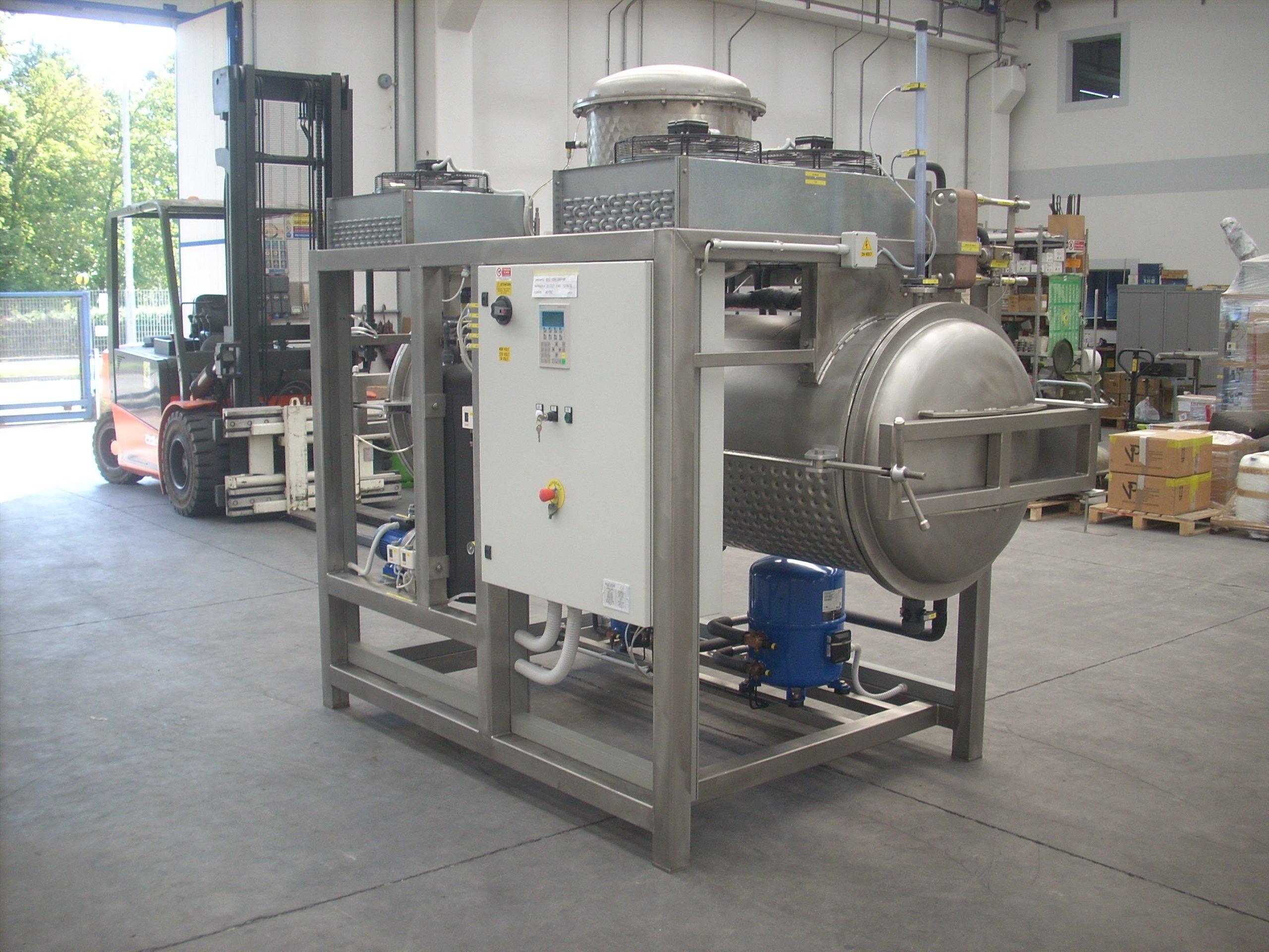 Cristalizadores aguas residuales