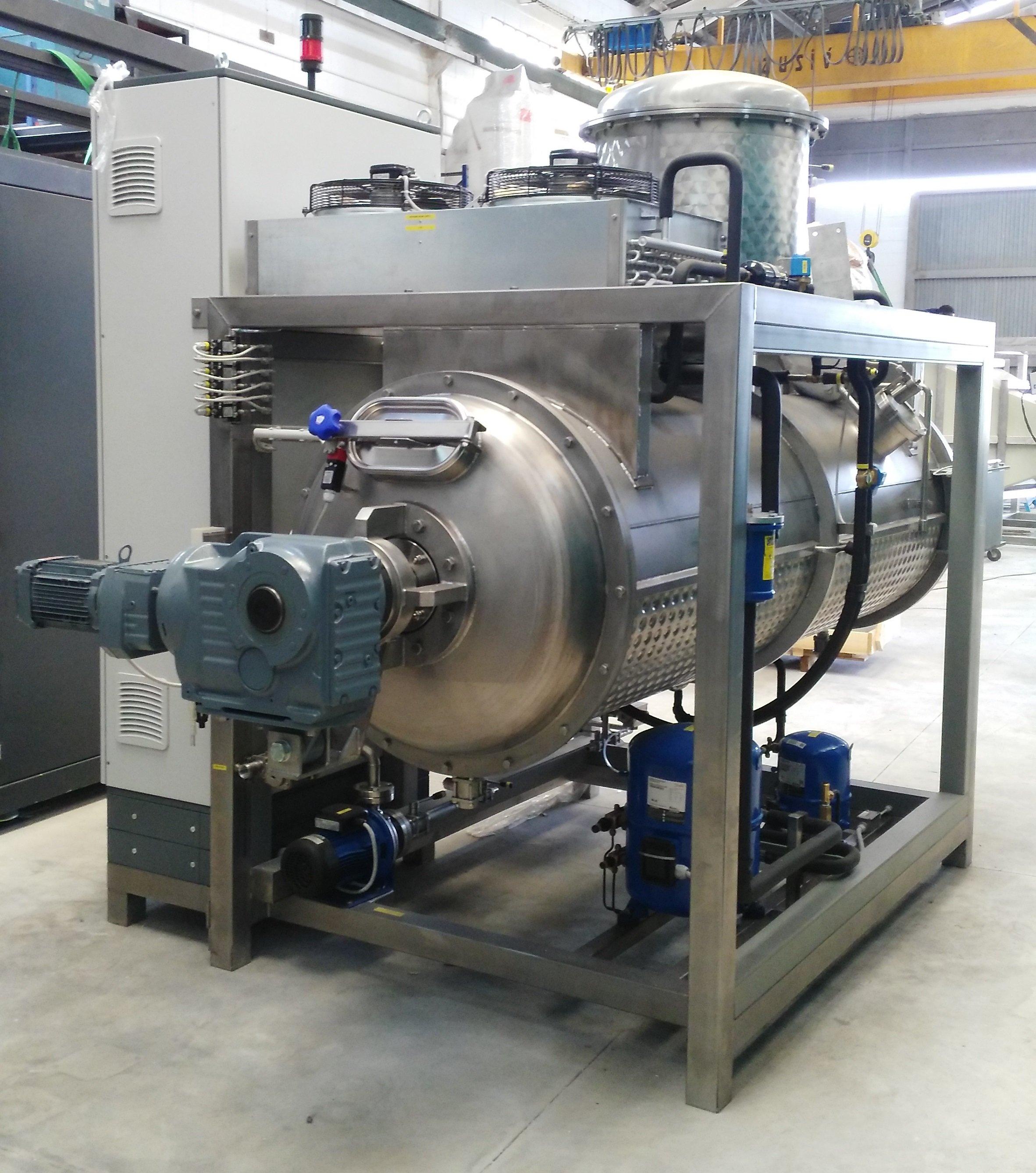 cristalización de sal y cristalizadores industriales