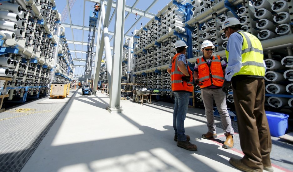 desalination technologies