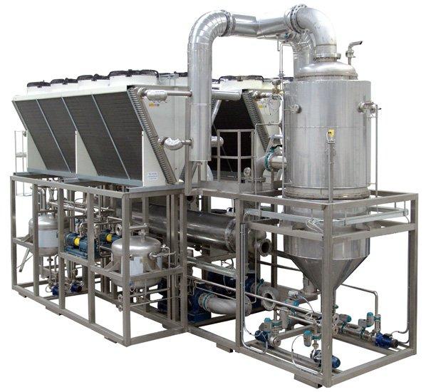 Evaporador al vacio - Fundamentos de la evaporación al vacío