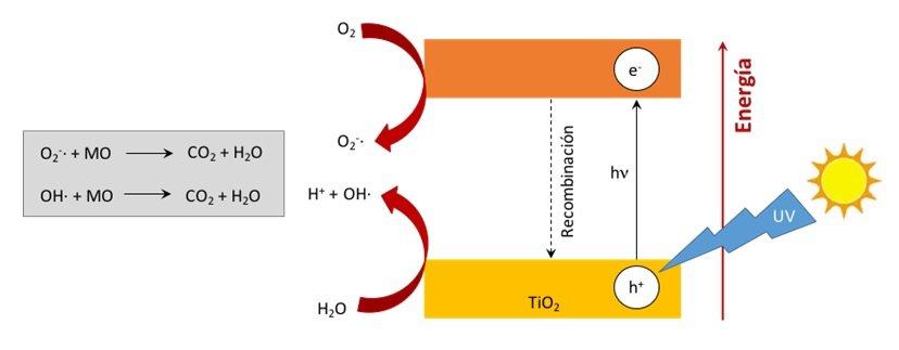fotooxidacion