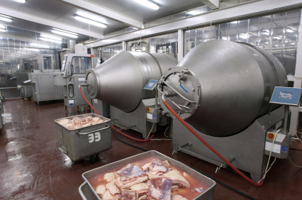 Wastewater treatment in meat industry