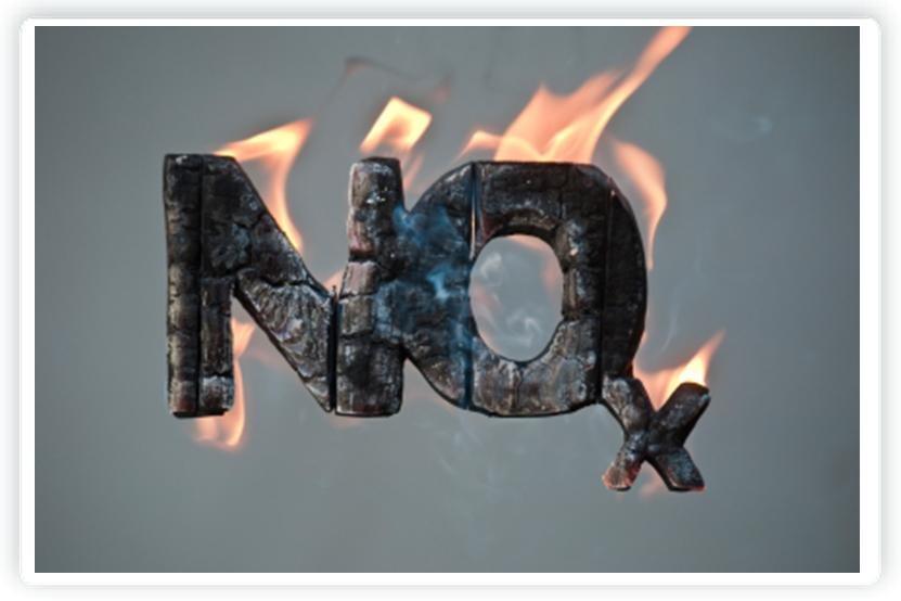 NOx - Tratamiento de emisiones de NOx