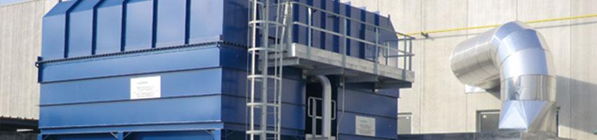 RTO biogas | Condorchem Envitech