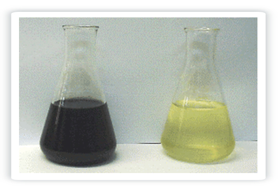 textile wastewater treatment