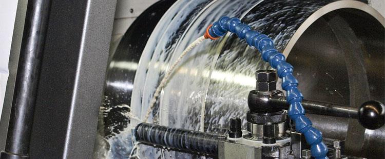 Metalworking effluent treatment