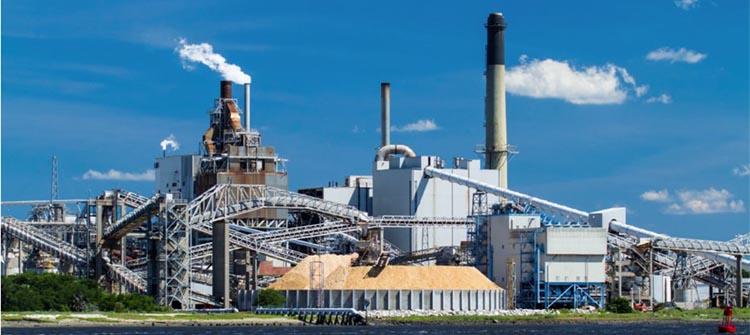 Tratamiento de aguas en la industria papelera